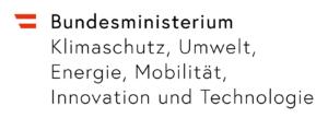 eMobility – Kompetenztreffen Steiermark / Burgenland – März » BMK Logo srgb white bg