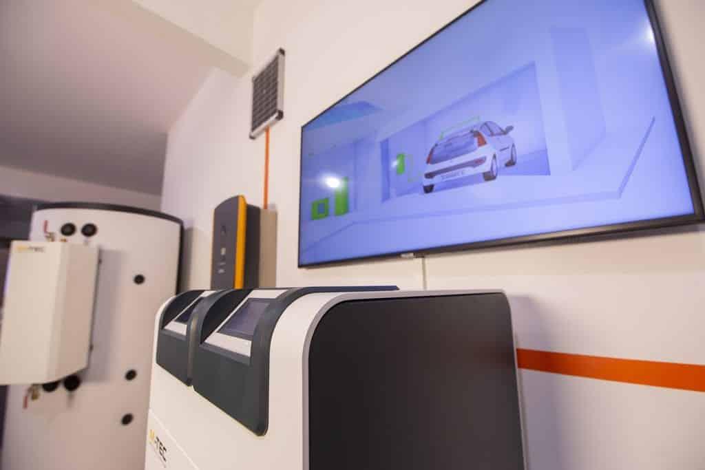 Livestream - Strom, Wärme und Elektromobilität in der Zukunft » Presse M TEC ES 1024x683 1