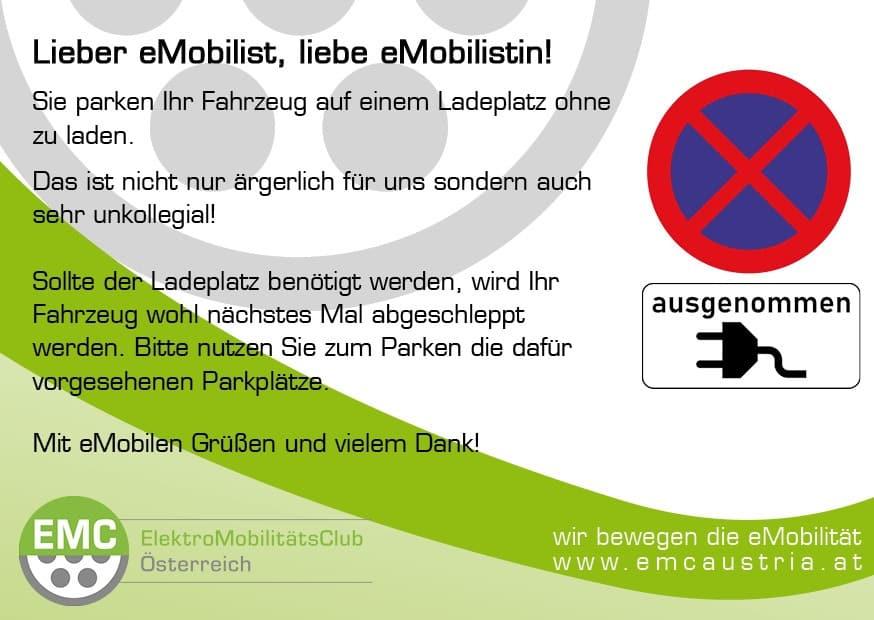 Der freundliche Hinweis bei verparkten Ladeplätzen! » WhatsApp Image 2020 04 30 at 09.54.43