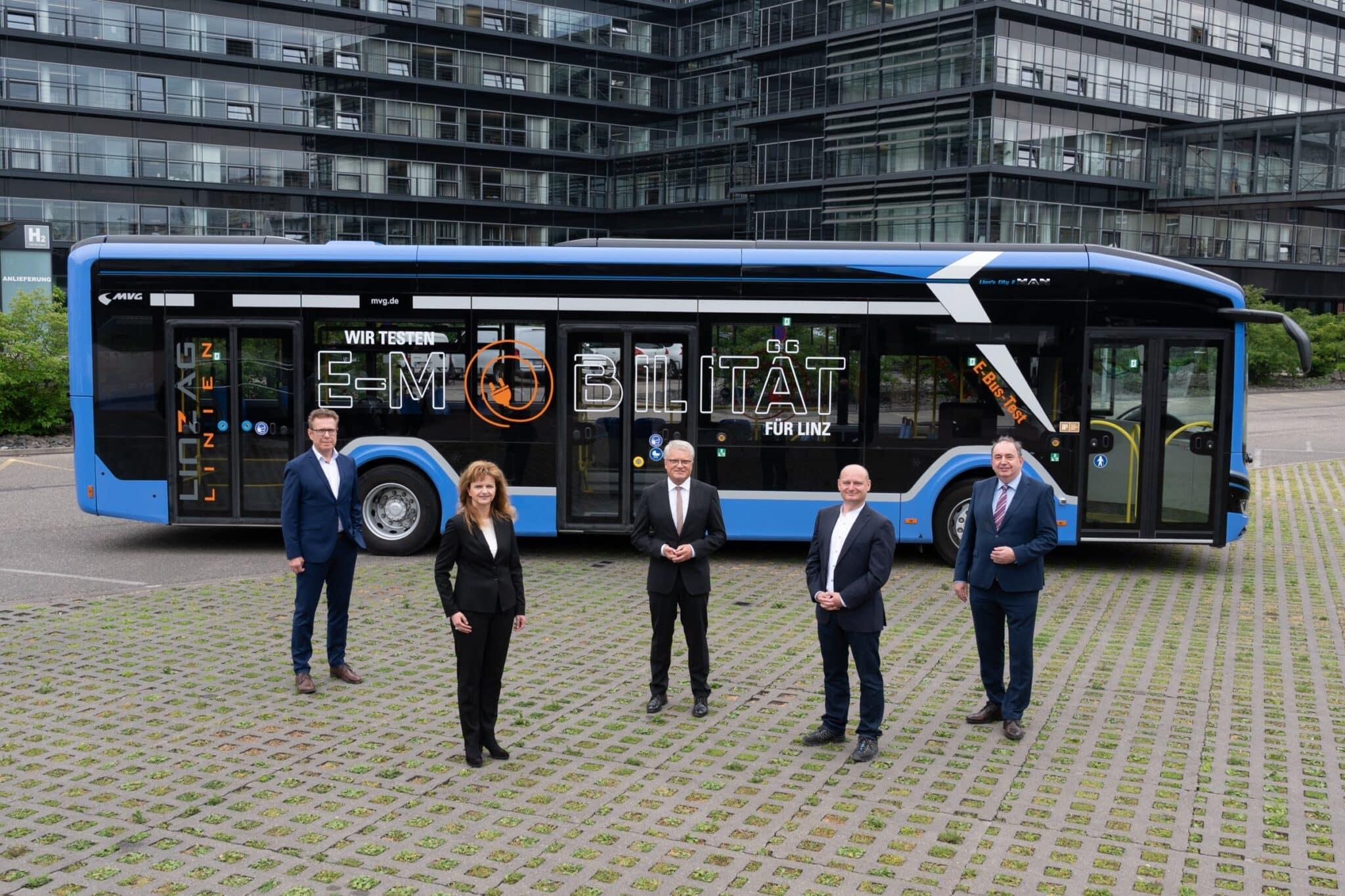 Münchner E-BUS zum Praxistest in Linz » waldhoer rinner luger hein haider ebus min scaled
