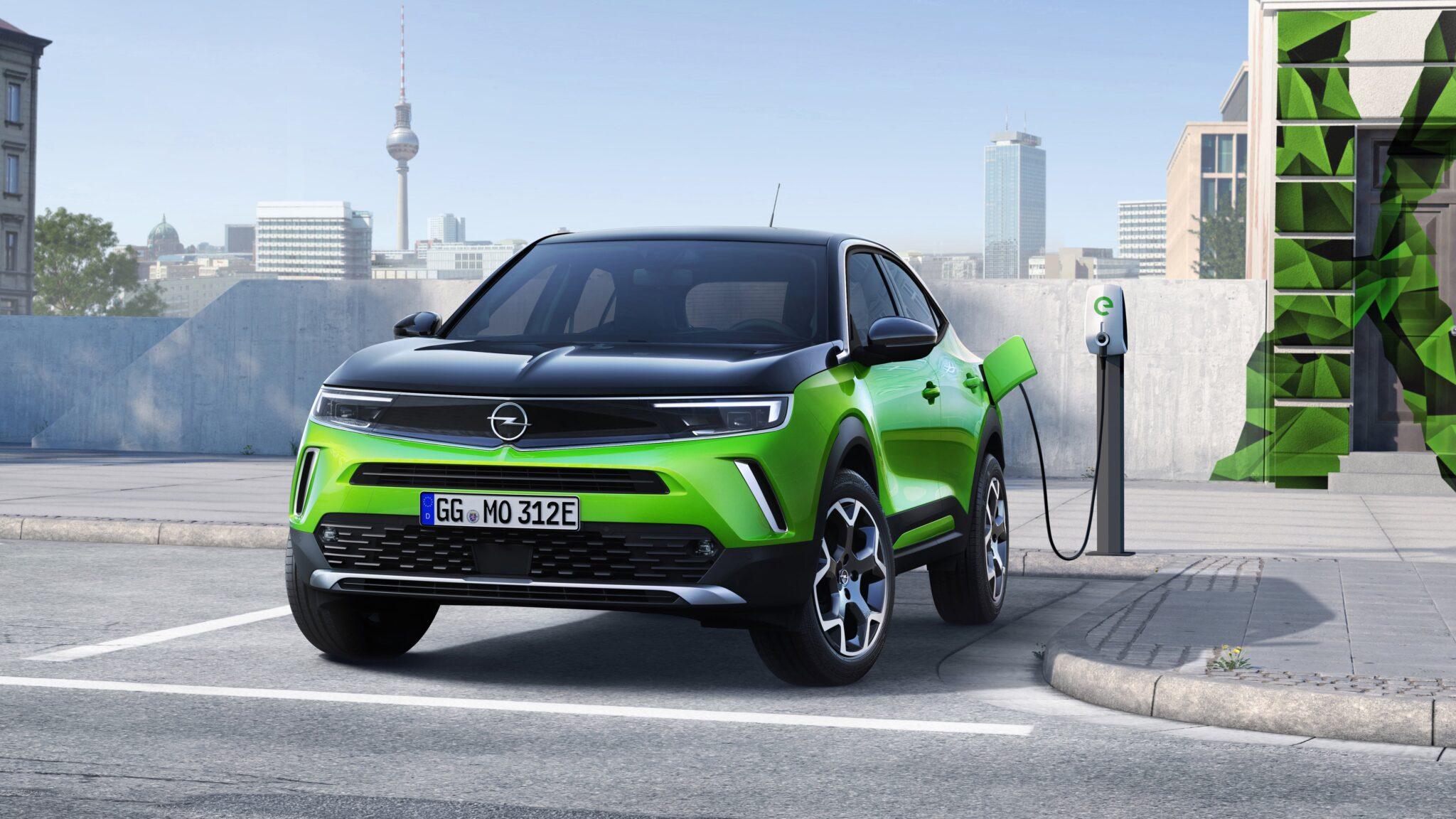 Opel Mokka elektrisch und voller Energie » 05 Opel Mokka e 512168 min scaled