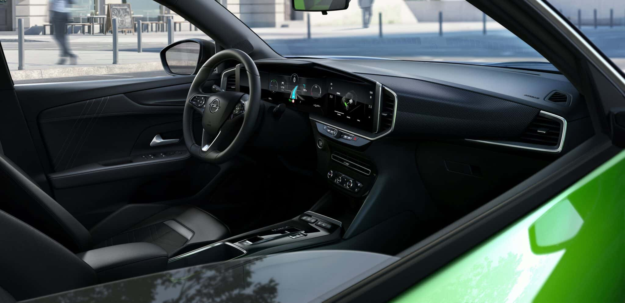 Opel Mokka elektrisch und voller Energie » 08 Opel Mokka e 512172 min scaled