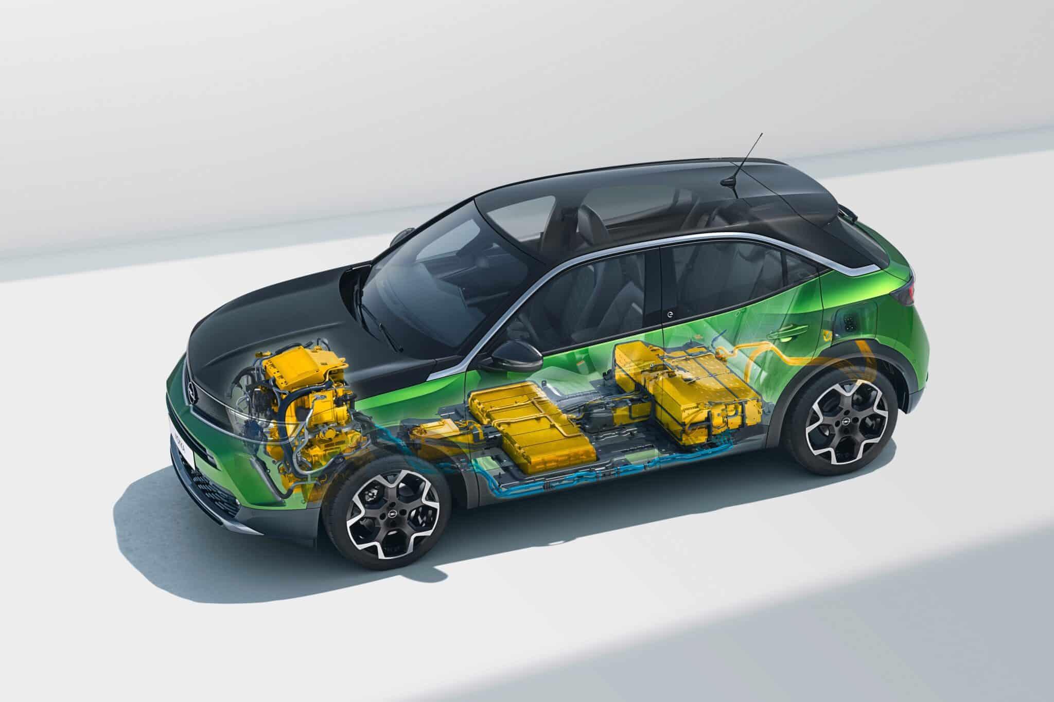 Opel Mokka elektrisch und voller Energie » 10 Opel Mokka e 512176 min scaled