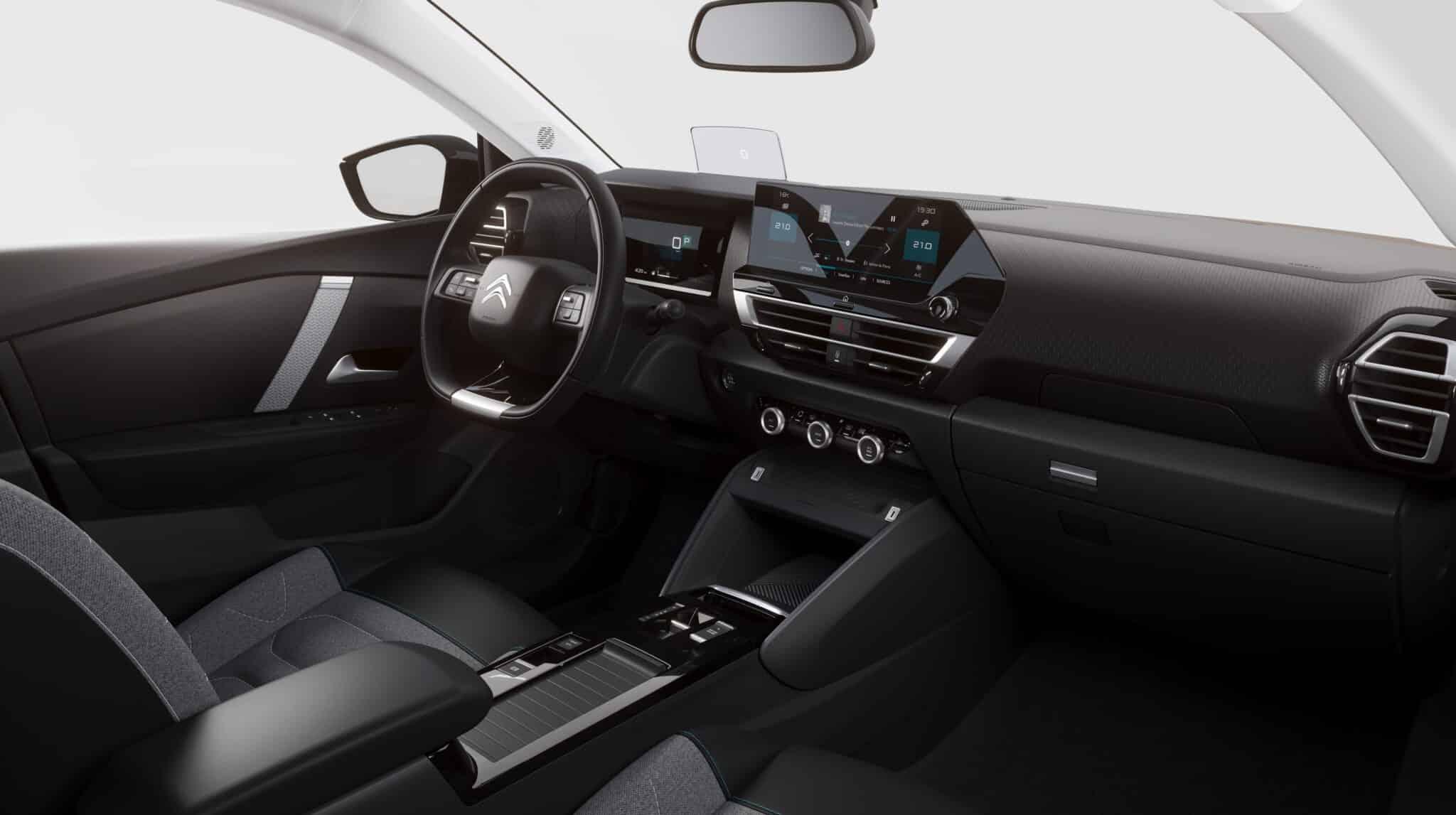Neuer ë-C4 - Citroën erfindet die Kompaktlimousine NEU! » CL 20.024.0142 min scaled