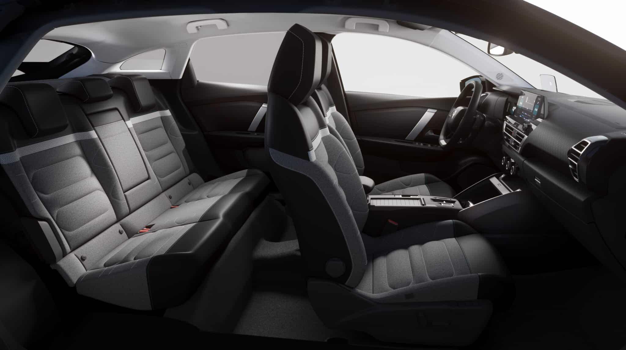 Neuer ë-C4 - Citroën erfindet die Kompaktlimousine NEU! » CL 20.024.0162 min scaled
