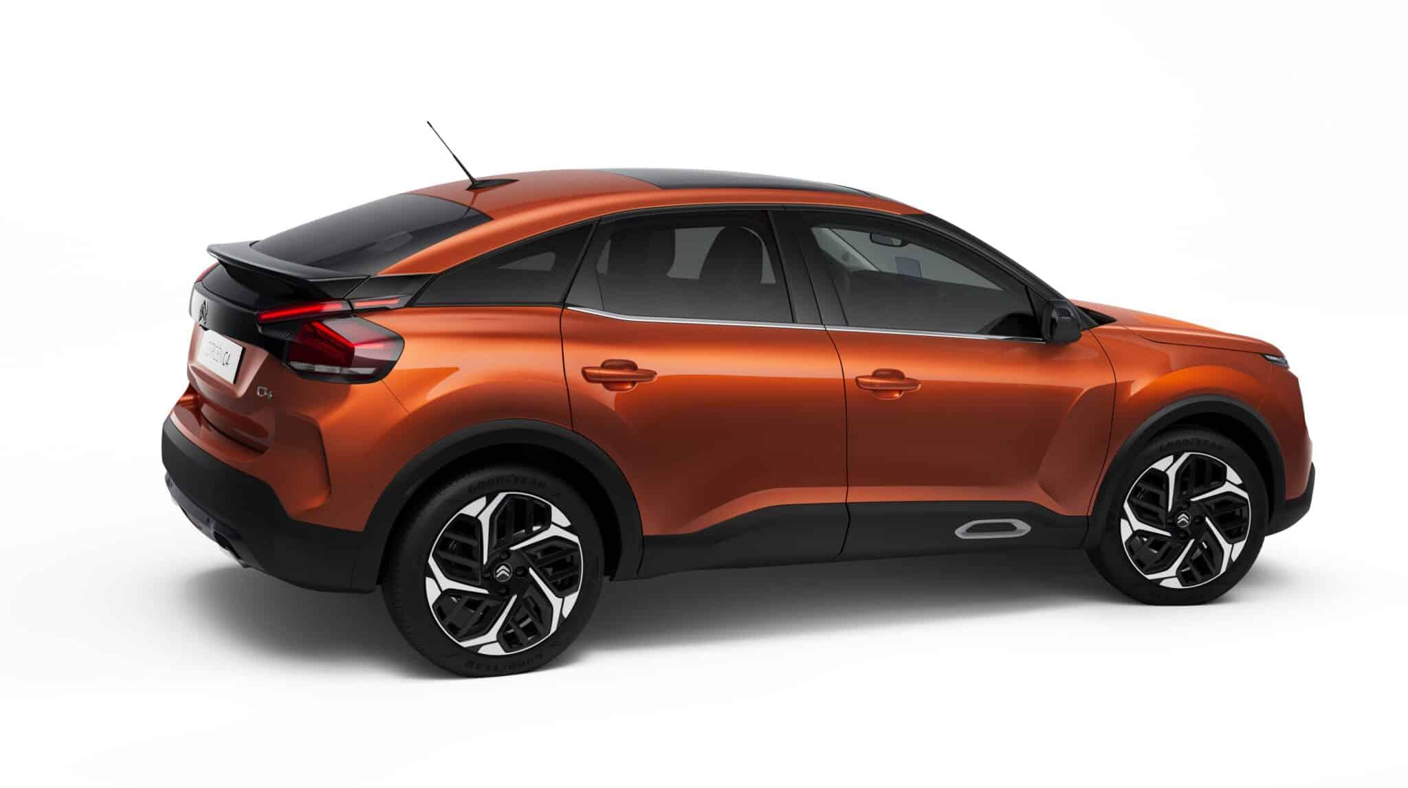 Neuer ë-C4 - Citroën erfindet die Kompaktlimousine NEU! | CL20.024.0041 min scaled