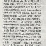 Pressespiegel | OÖNachrichten KonaEV 11.Jul .2020
