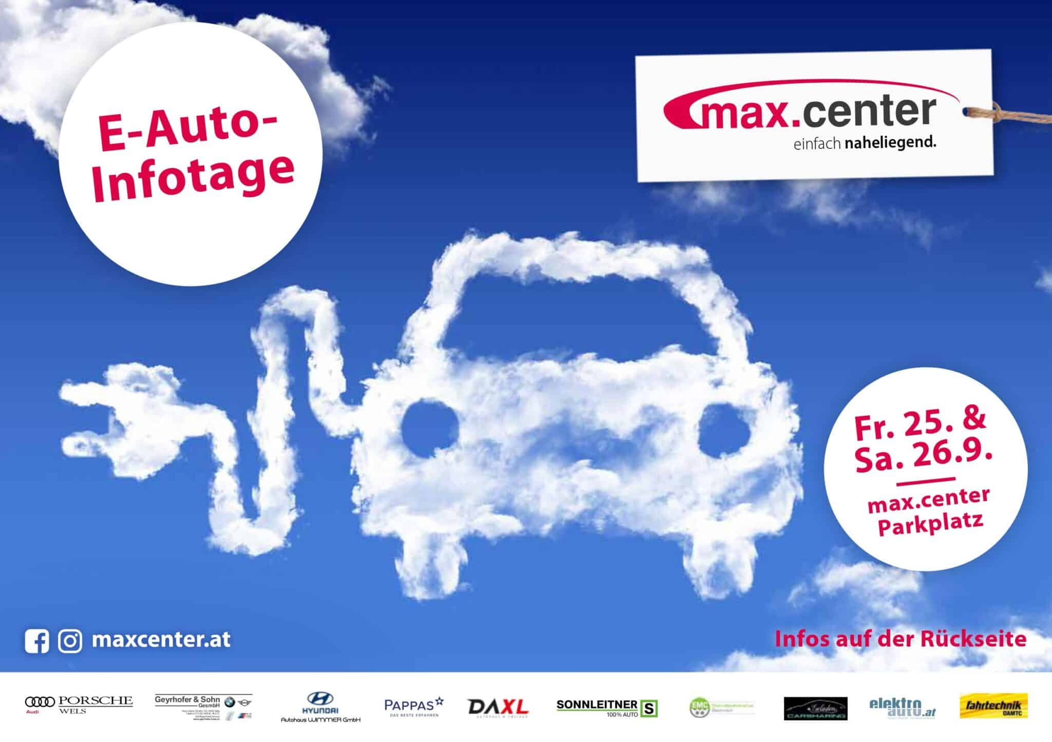 eAuto Infotage - MaxCenter Wels » 0001 scaled