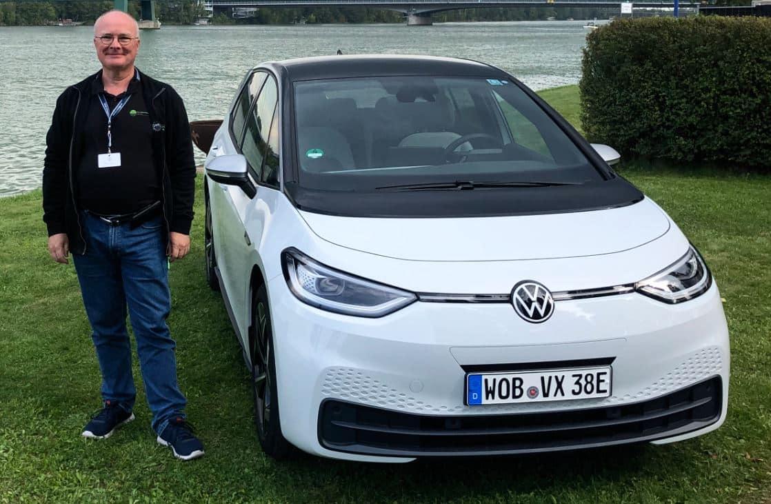 EMC Probefahrt des VW ID.3 » Titelbild