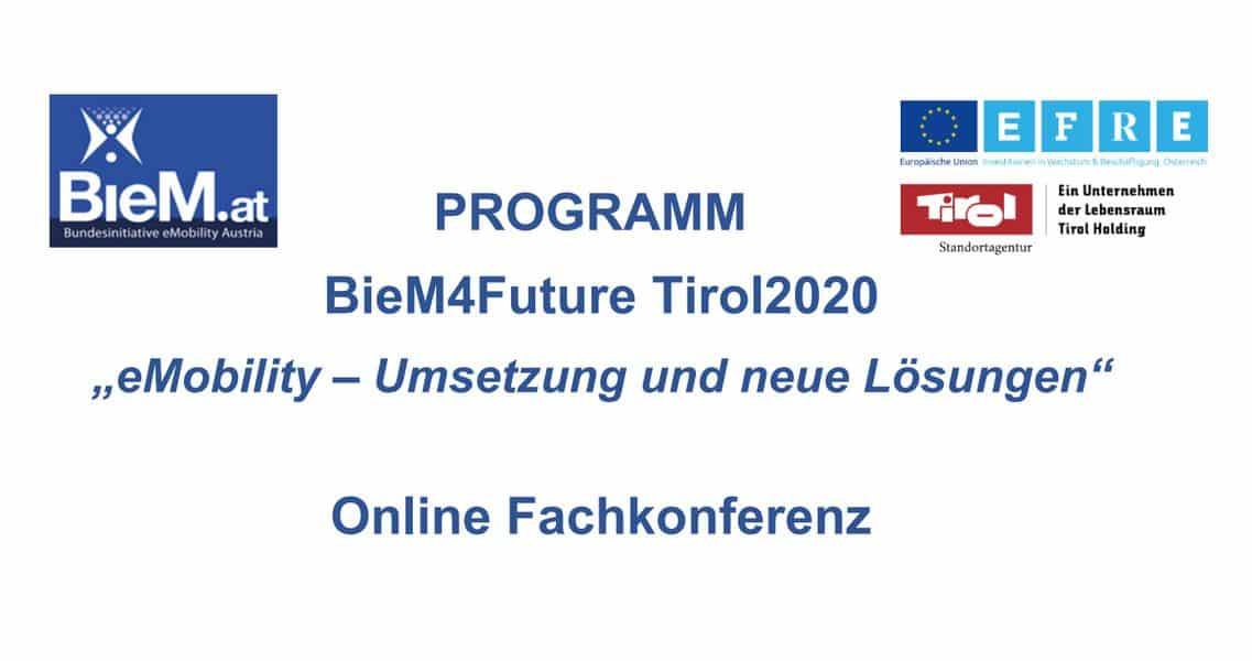 """""""eMobility – Umsetzung und neue Lösungen"""" - Online Fachkonferenz » header"""