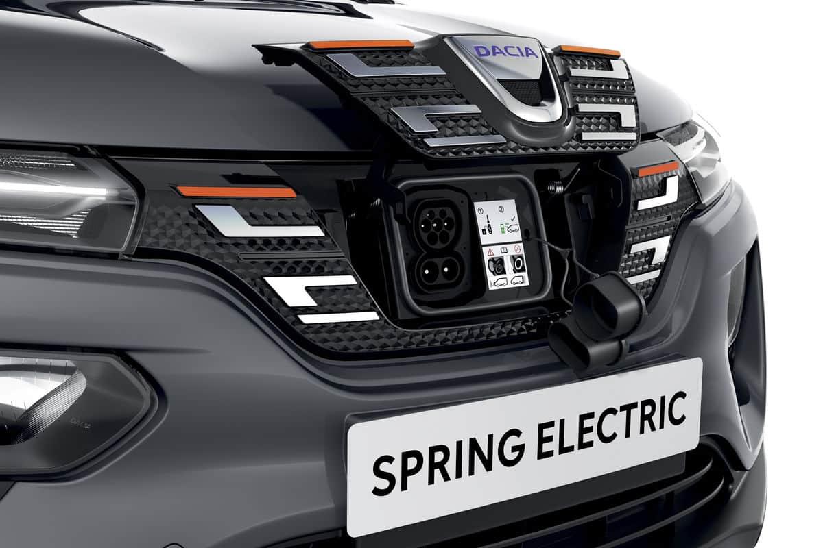 DACIA SPRING ELECTRIC - Elektromobilität für alle! » gbR7e3AmoNv2 images lq 2020 Dacia SPRING 14