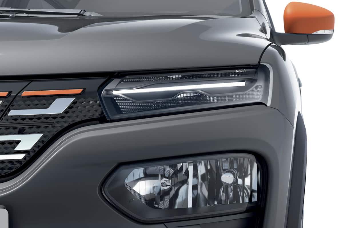 DACIA SPRING ELECTRIC - Elektromobilität für alle! » gbR7e3AmoNv2 images lq 2020 Dacia SPRING 16