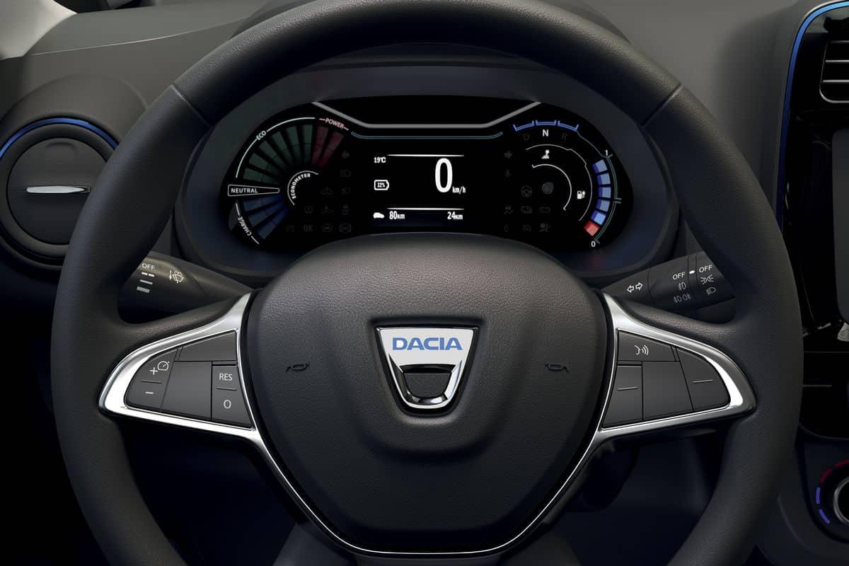 DACIA SPRING ELECTRIC - Elektromobilität für alle! » gbR7e3AmoNv2 images lq 2020 Dacia SPRING 23