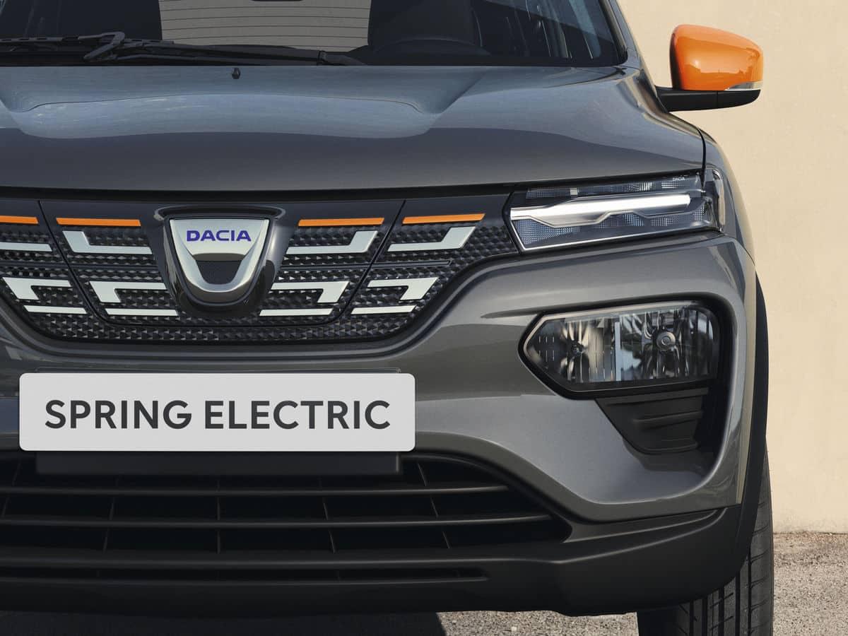 DACIA SPRING ELECTRIC - Elektromobilität für alle! » gbR7e3AmoNv2 images lq 2020 Dacia SPRING 6