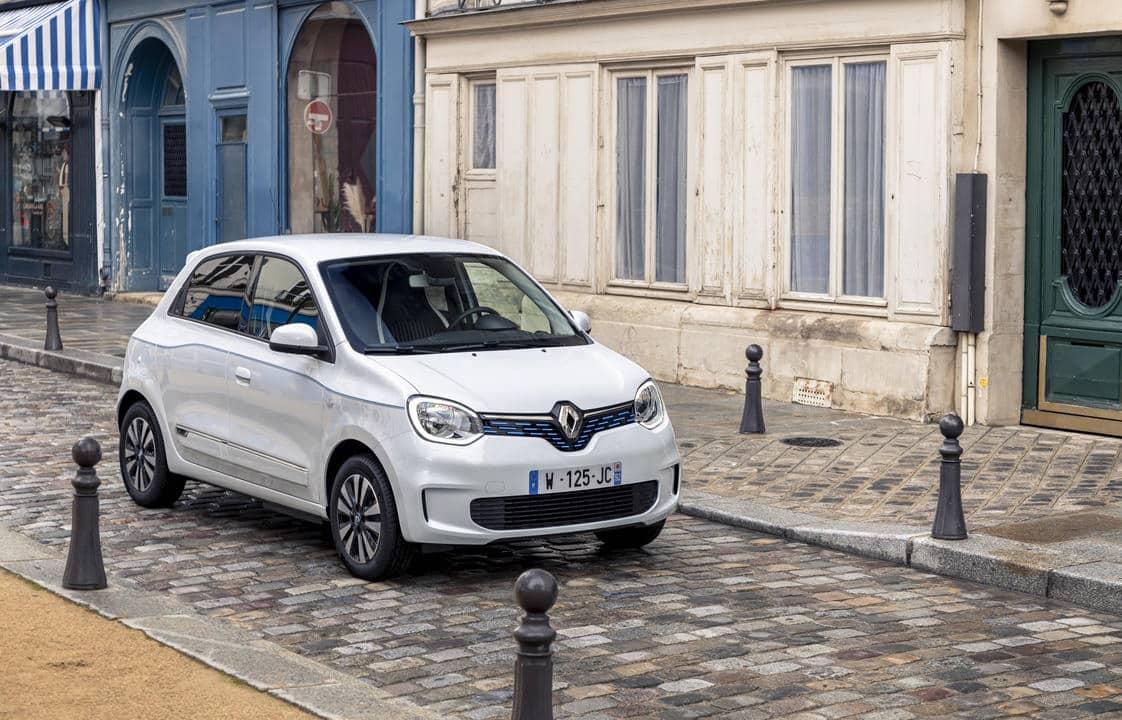 Der neue TWINGO ELECTRIC - Das CITY-eCAR von RENAULT » 1 2020 New Renault TWINGO Electric geschnitten