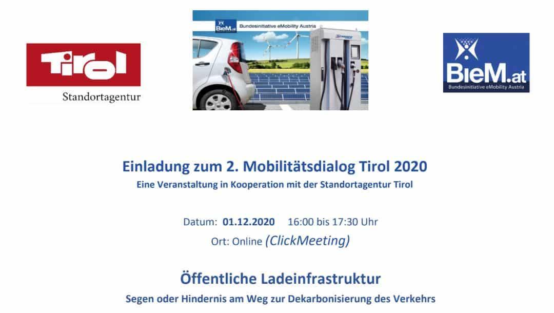 2. Mobilitätsdialog Tirol 2020 | BieM Tirol
