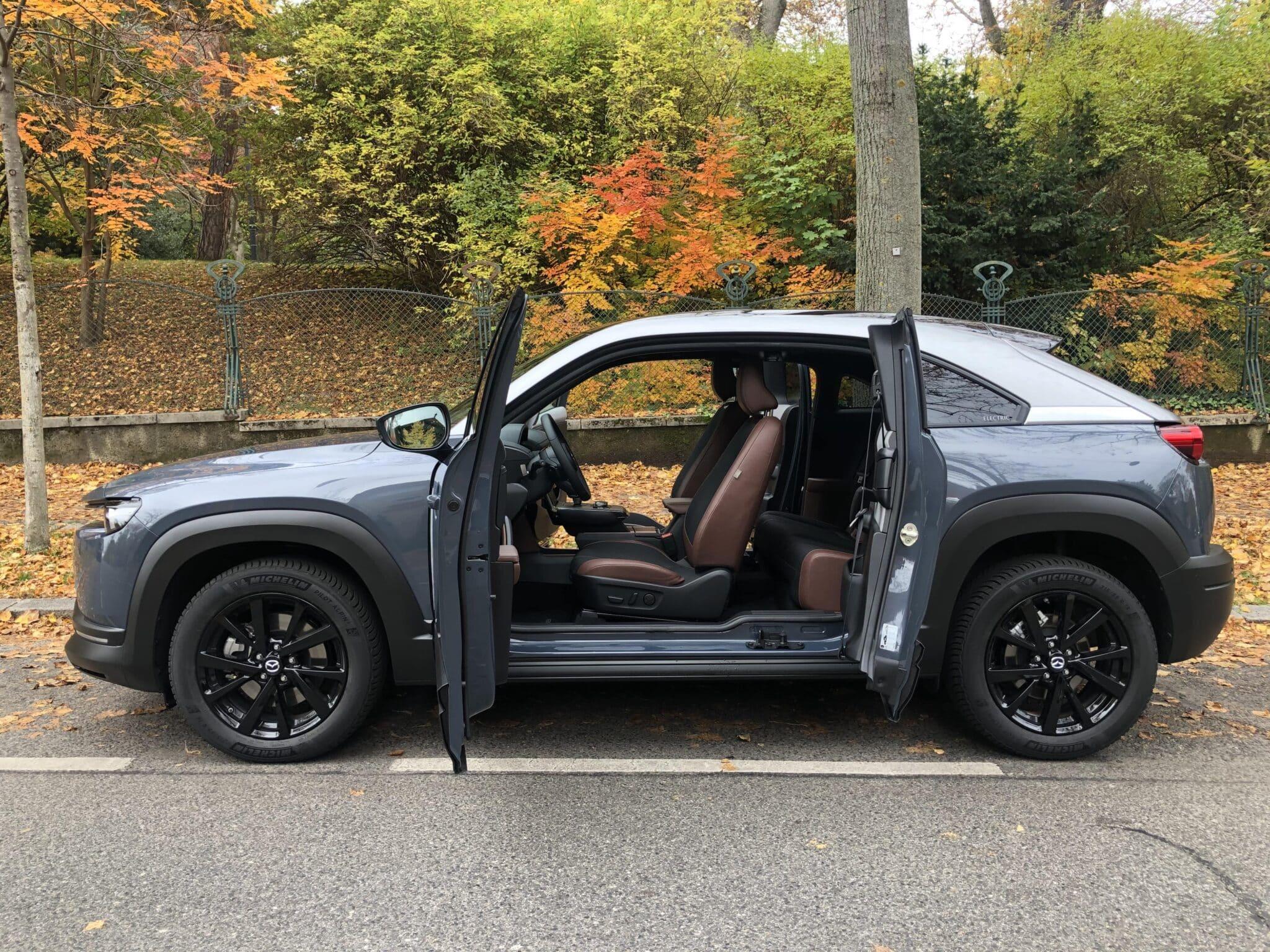 Mazdas MX-30 - Testbericht | IMG 3915 min scaled
