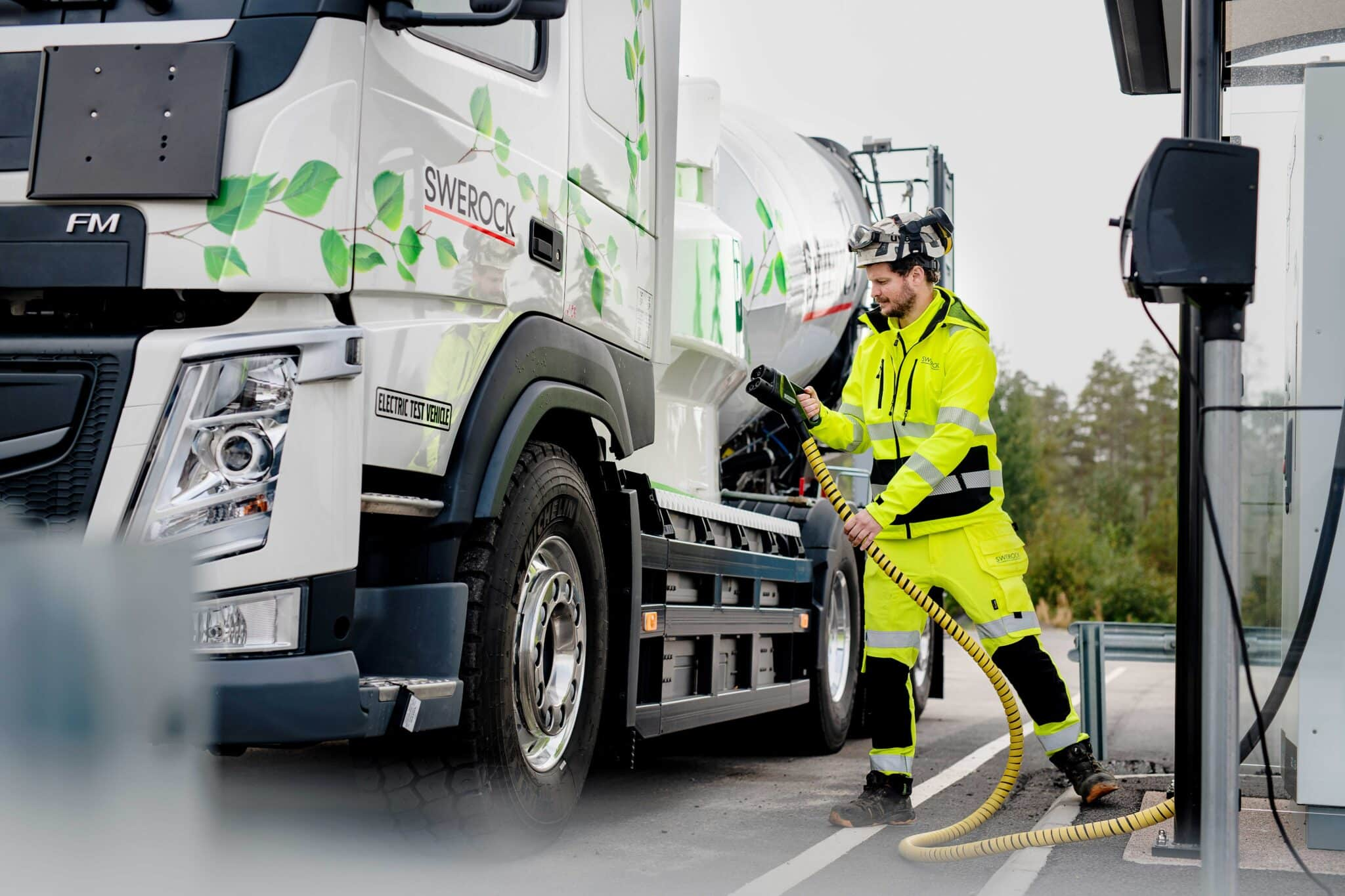 Volvo Trucks verkauft ab 2021 komplette Modellpalette elektrisch angetriebener Lkw » electric trucks starting in europe image3 min scaled