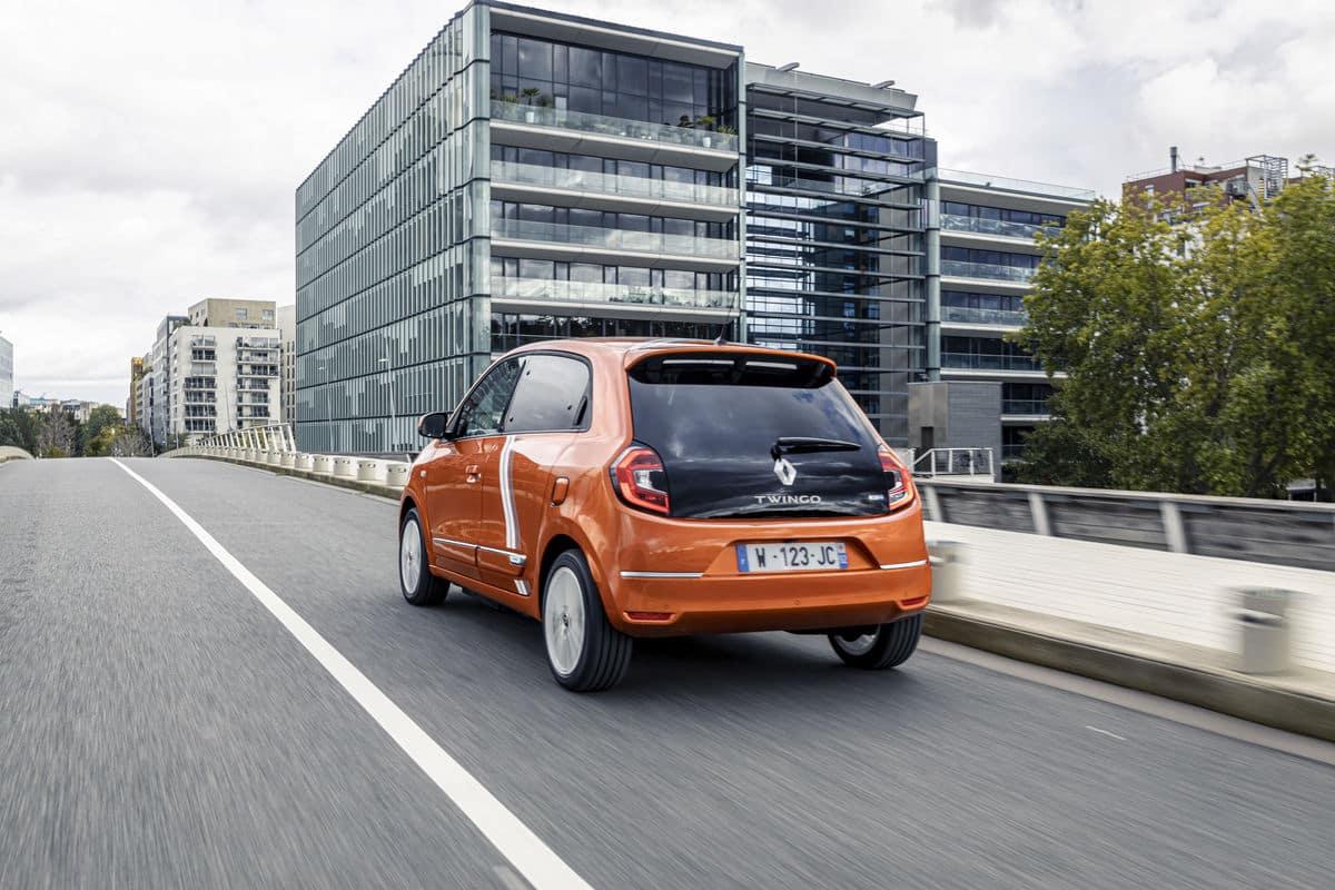 Der neue TWINGO ELECTRIC - Das CITY-eCAR von RENAULT | gbR7e340KNv2 images lq 26 2020 Renault TWINGO Electric Vibes Limited Edition