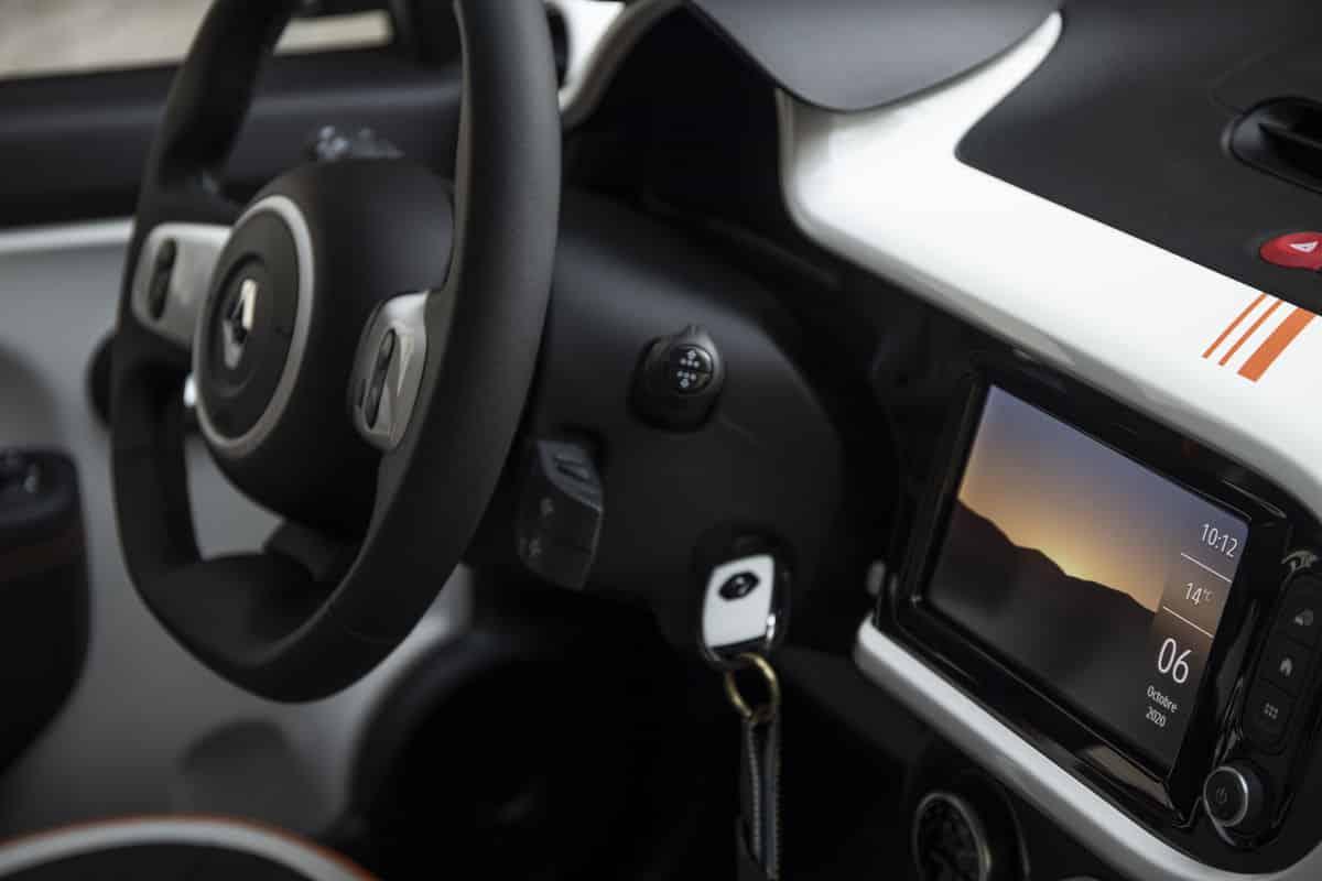 Der neue TWINGO ELECTRIC - Das CITY-eCAR von RENAULT » gbR7e340KNv2 images lq 34 2020 Renault TWINGO Electric Vibes Limited Edition