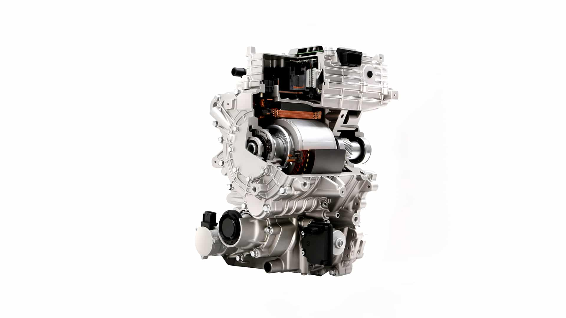 E-GMP neue E-Plattform der Hyundai Motor Group » Kia E GMP Frontmotor