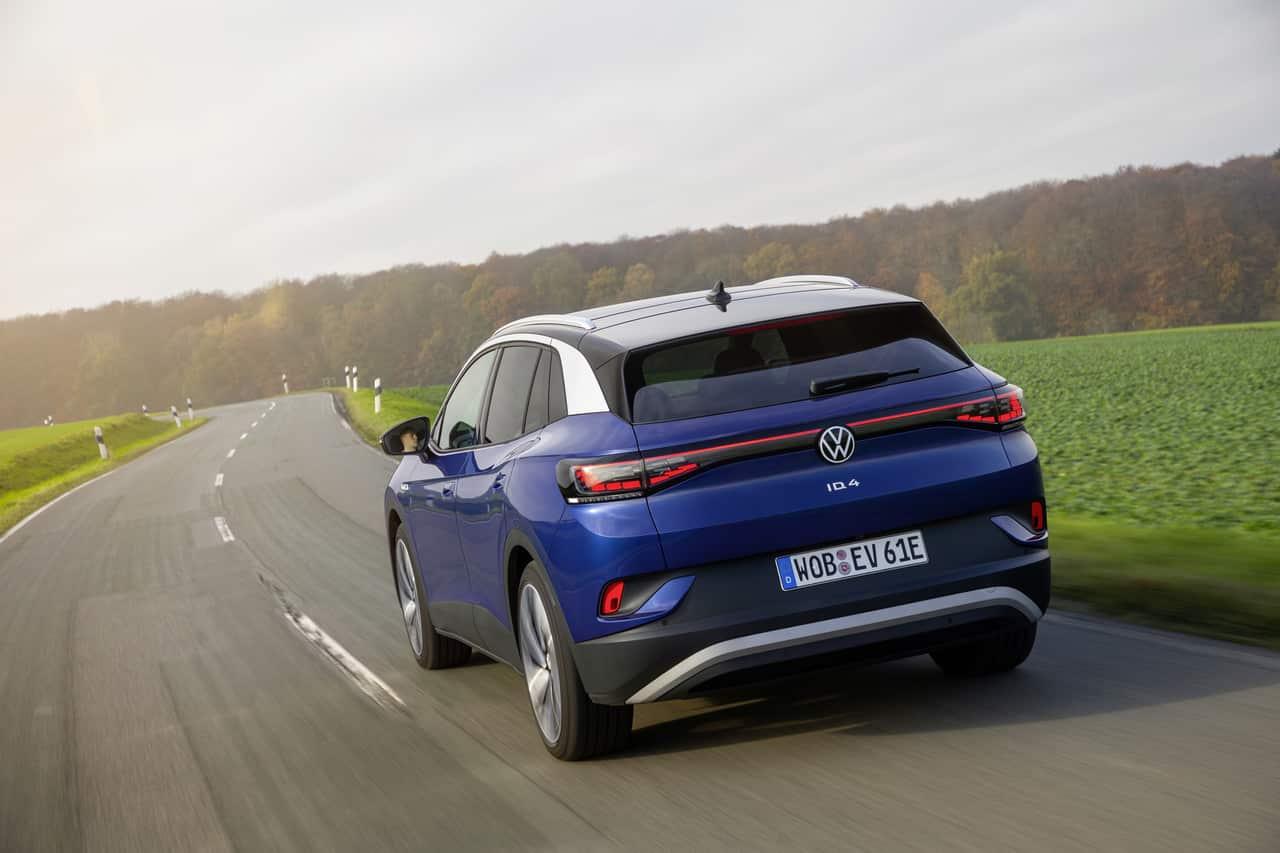 Der neue ID.4 von Volkswagen » 05 ID.4
