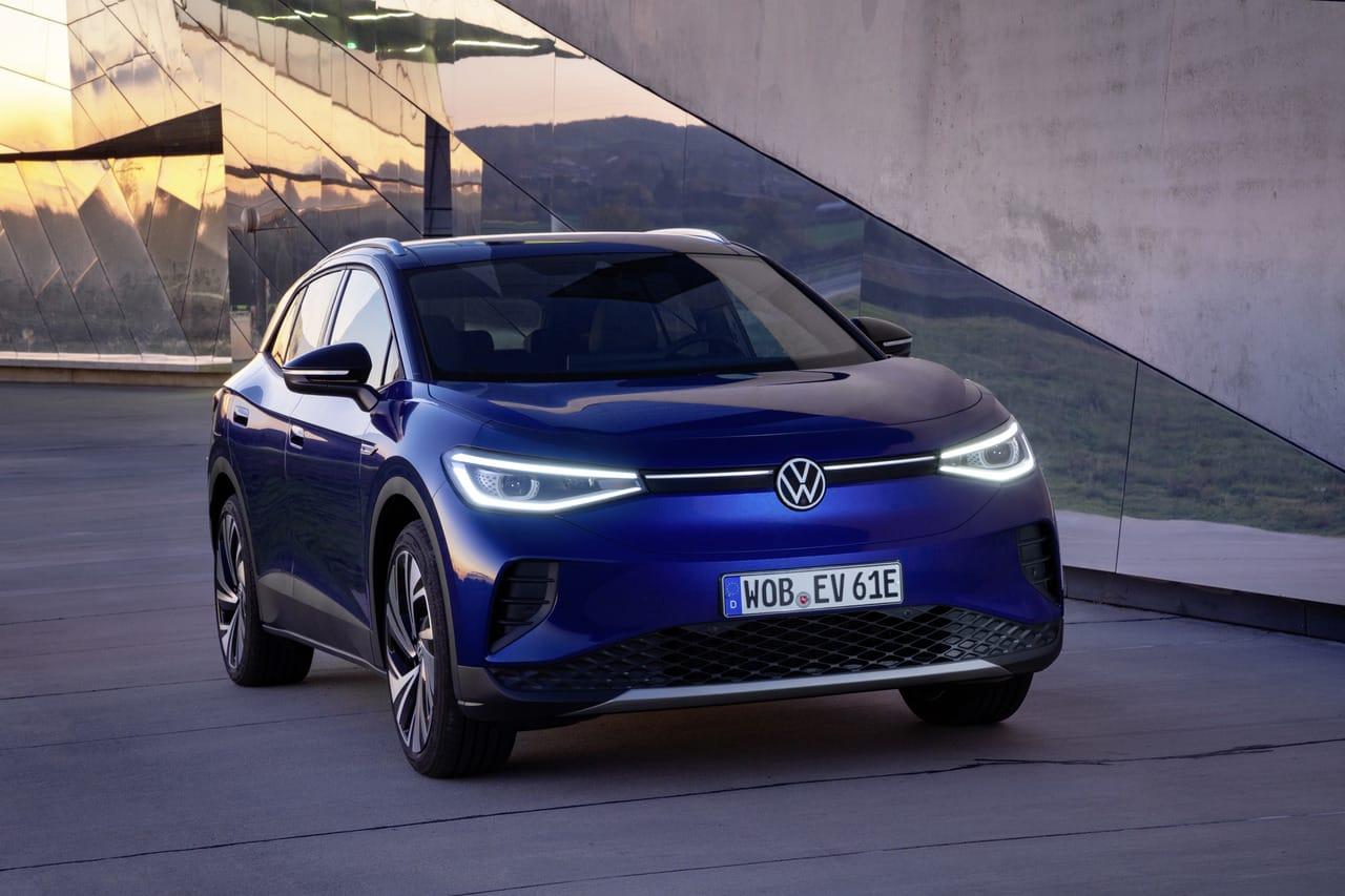 Der neue ID.4 von Volkswagen » 08 ID.4