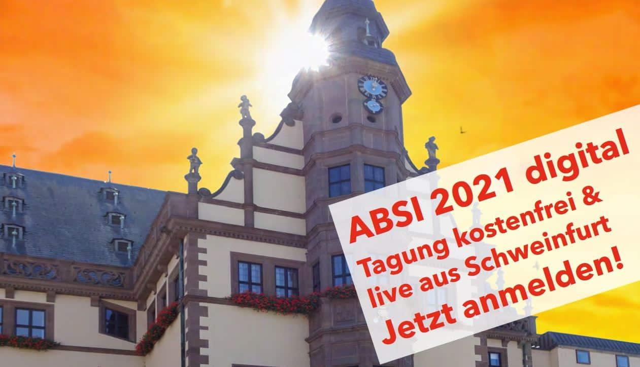 28. Jahrestagung der Arbeitsgemeinschaft - Bayerischer und Österreichischer Solarinitiativen » ABSI 2021 Header