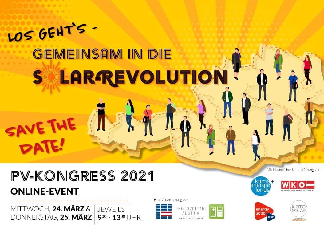 PV-KONGRESS 2021 | PV Austria Kongress 2021