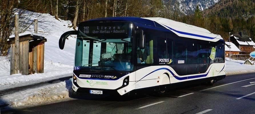 Postbus testet Elektrobus in der Obersteiermark » 145861173 3361725497265306 3840534992449896781 n