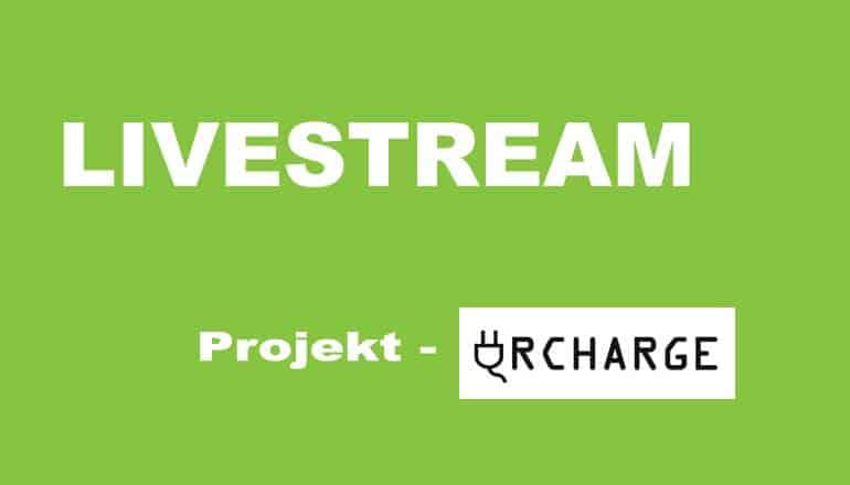 "eMobility - Livestream - Projekt ""Urcharge"" | Livestream EMC urcharge Kopie 1"