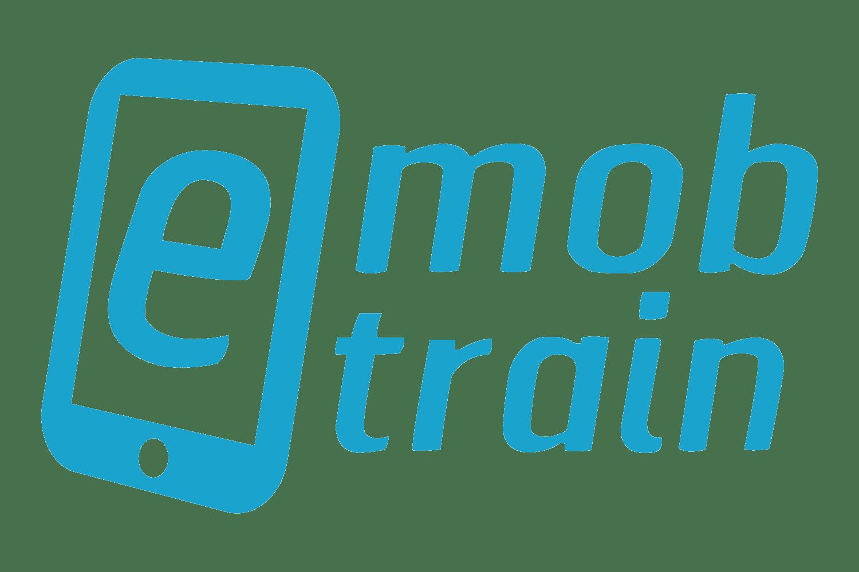 eLearning Weiterbildung - E-Mob-Train | E Mob Train Logo transparenterHintergrund
