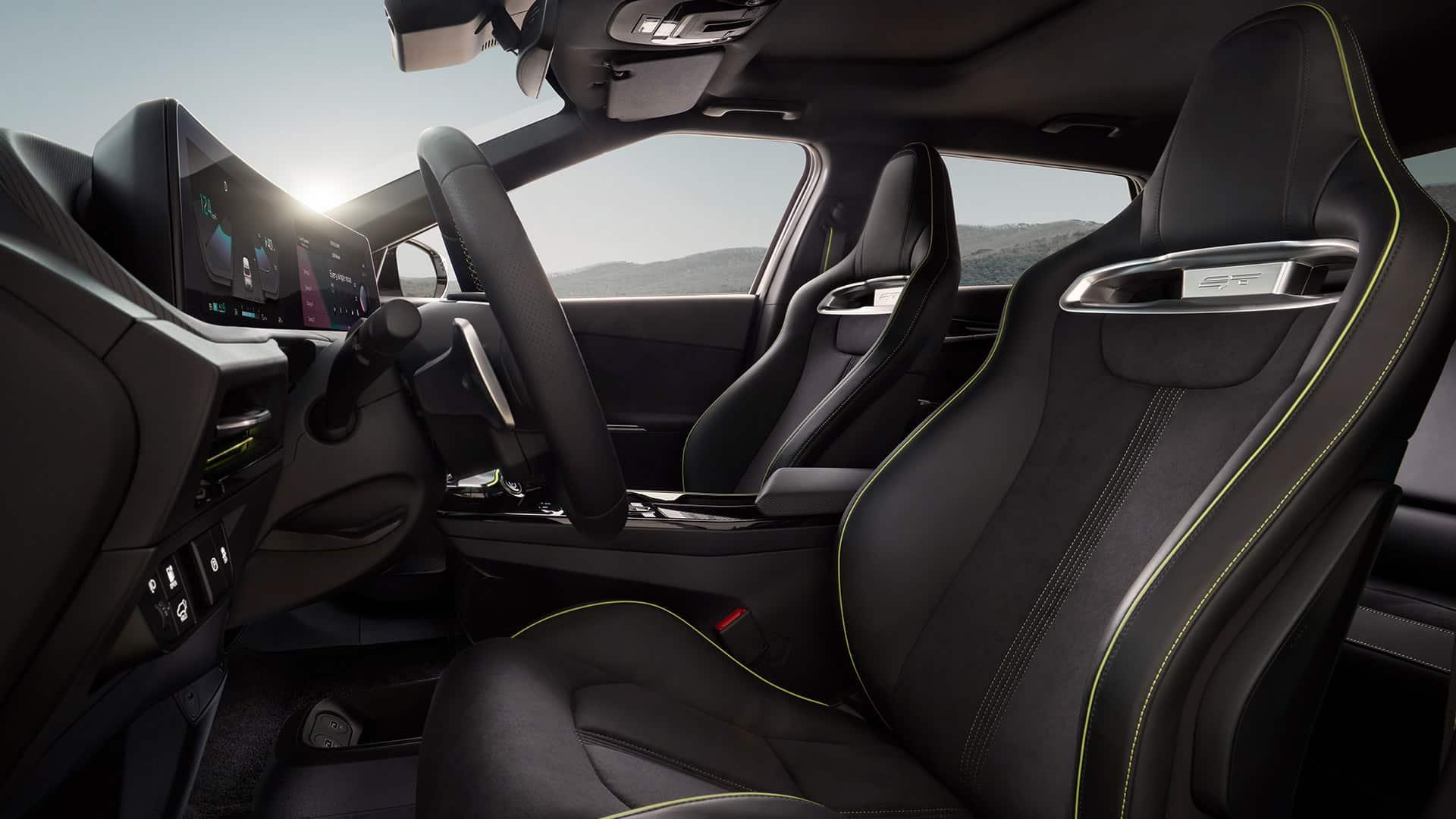 Kia EV6 definiert E-Mobilitätsgrenzen | EV6 GT int 01