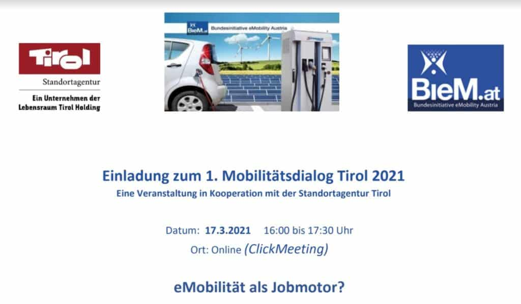 E-Mobility - Kompetenztreffen OBERÖSTERREICH Jänner » Screenshot 2021 03 02 212154