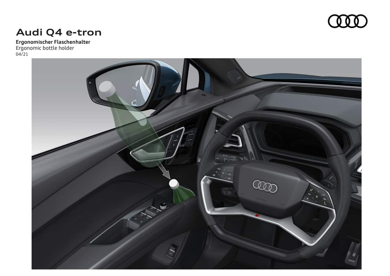 Audi Q4 e-tron und der Q4 Sportback e-tron » Audi Q4 50 e tron quattro  10
