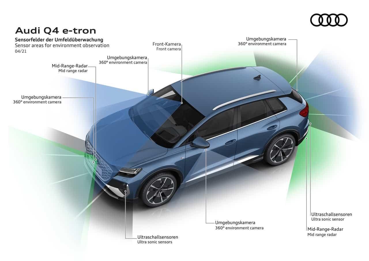 Audi Q4 e-tron und der Q4 Sportback e-tron » Audi Q4 50 e tron quattro  12