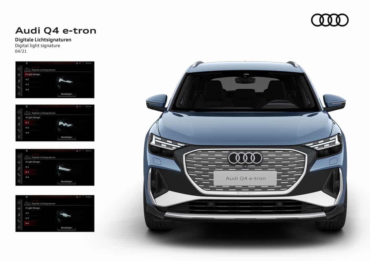 Audi Q4 e-tron und der Q4 Sportback e-tron | Audi Q4 50 e tron quattro  14