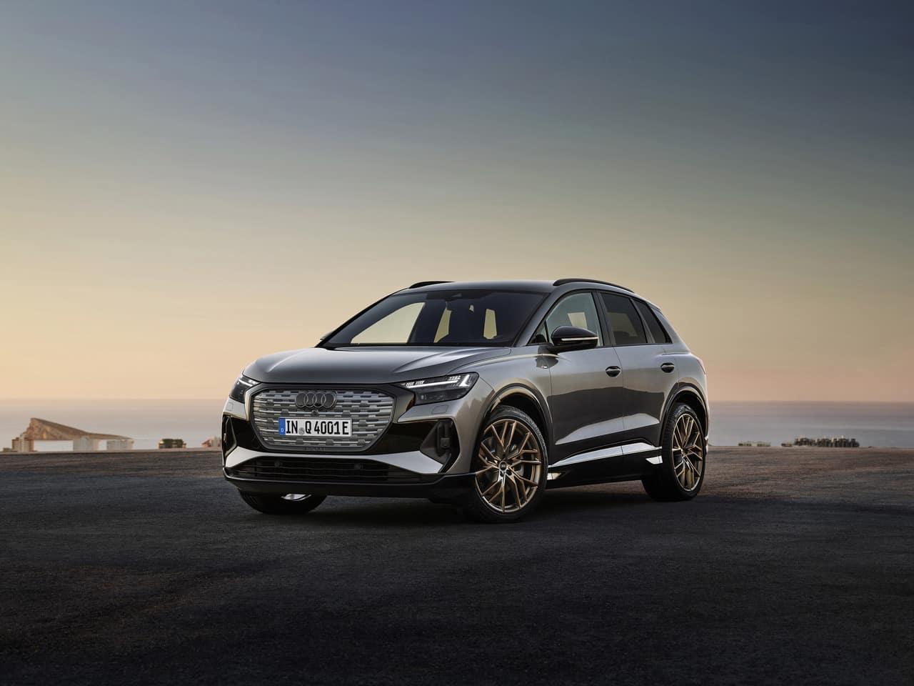 Audi Q4 e-tron und der Q4 Sportback e-tron » Audi Q4 50 e tron quattro  40
