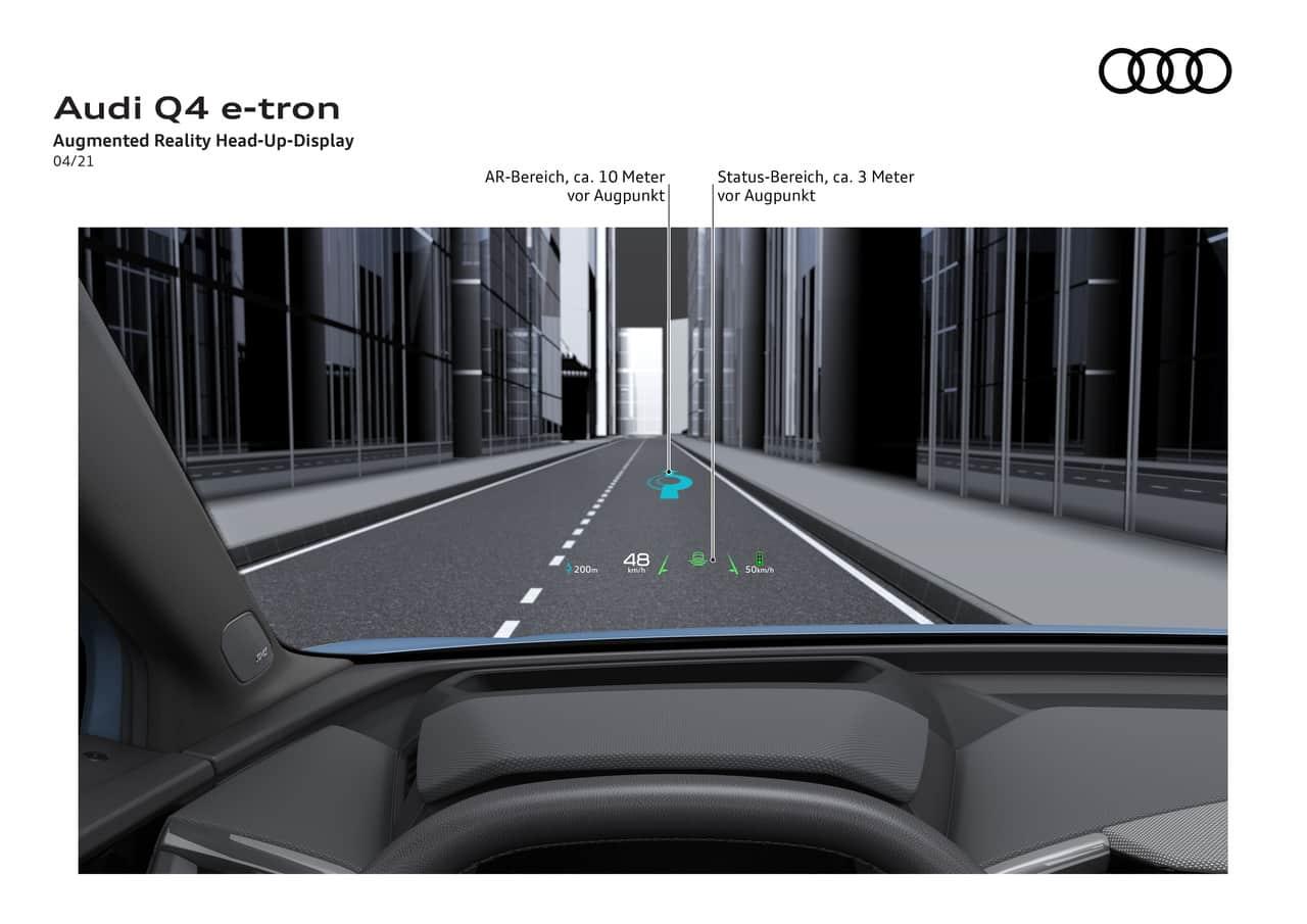 Audi Q4 e-tron und der Q4 Sportback e-tron | Audi Q4 50 e tron quattro  6