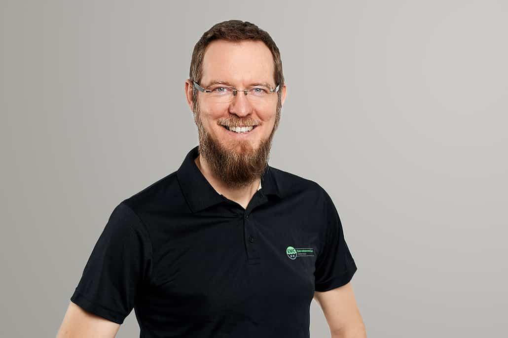 Elektro Mobilitäts Club Österreich - das Team stellt sich vor   EMC Adrian Frey 0358 web