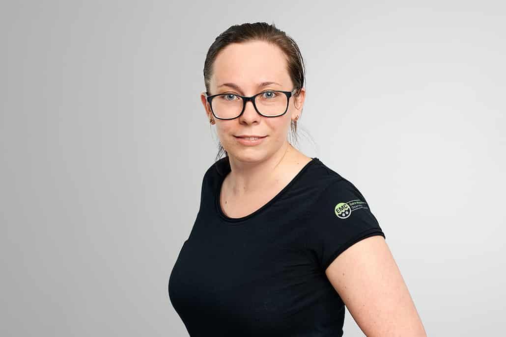 Elektro Mobilitäts Club Österreich - das Team stellt sich vor   EMC Sabrina Stockhammer 0474 web