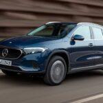 Die Mercedes EQA Modellfamilie wächst. | 21C0058 006