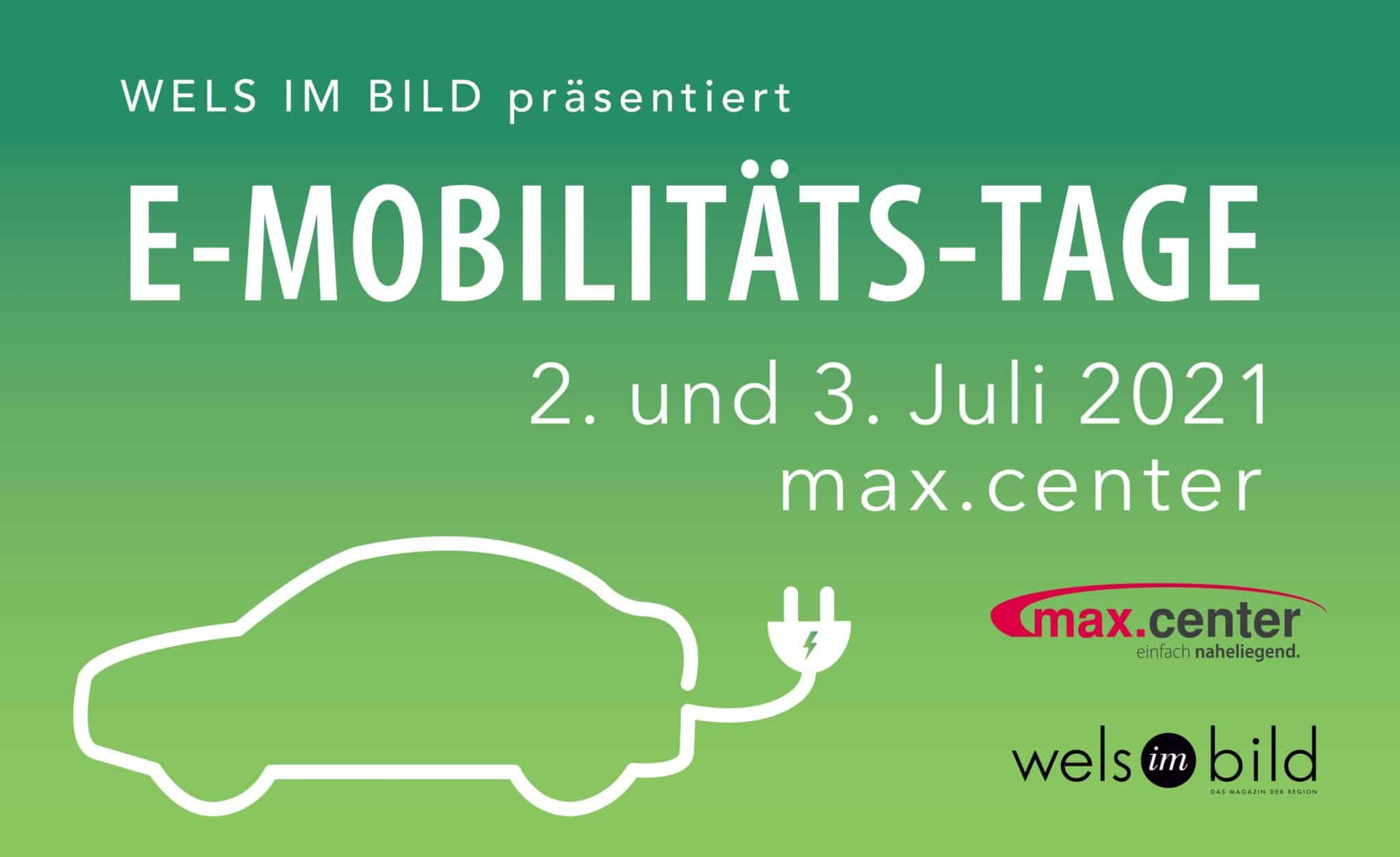 E-Mobilitäts-Tage - Wels | E Testag Wels scaled
