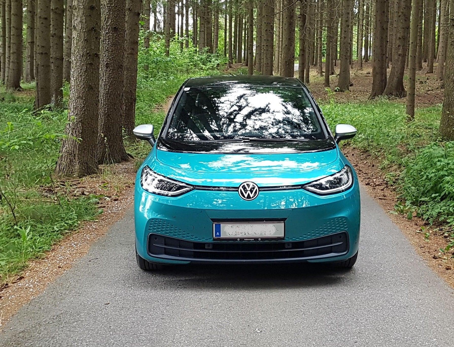 Volkswagen ID.3 - Praxistest | 20210624 162557 Vorne min