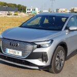 Audi Q4 40 e-tron - Kurztest | 20210926 163806 Front