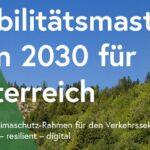 Kompetenztreffen Wien plus Livestream - Der Mobilitätsmasterplan 2030 und das Erneuerbaren-Ausbau-Gesetz | Mobilitaetsmasterplan2030 cover geschnitten
