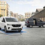 Premiere für den neuen Nissan Townstar | Townstar petrol EV van min scaled e1632767691207